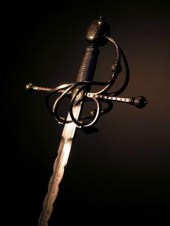 sword, warfare