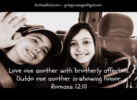 Romans 12.10