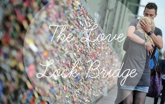 LoveLockBridgeParis