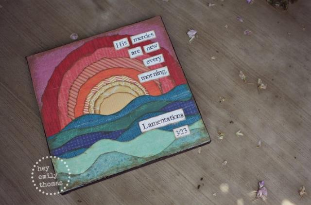 Prodigal Living: Emily Thomas