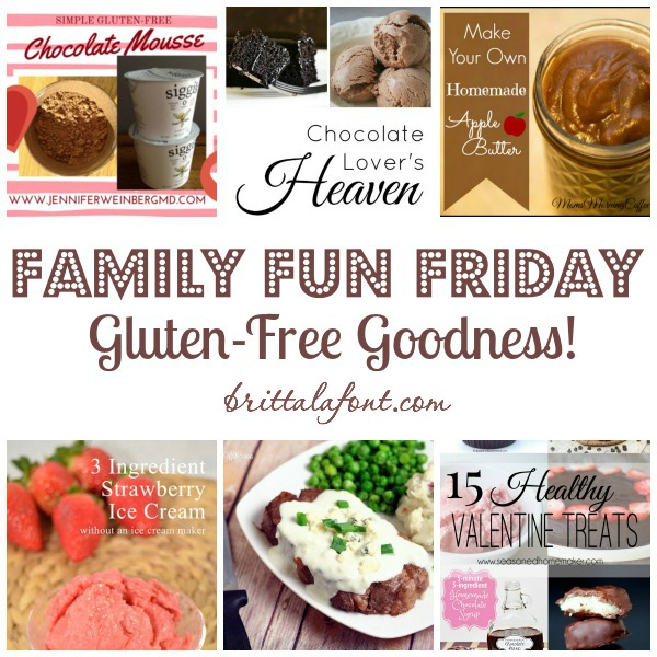 Gluten-Free Goodness at Family Fun Friday!