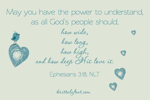 grace story, the love of god