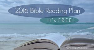 2016-Bible-Reading-Plan