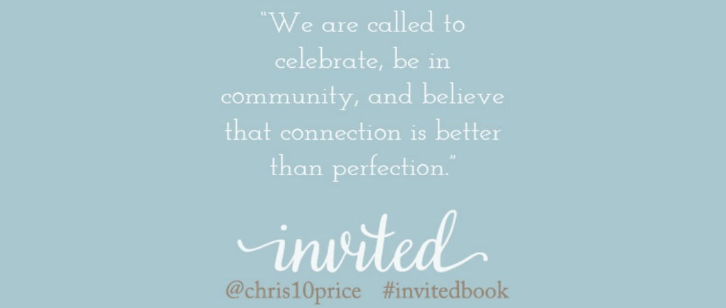 Invited by Christen Price